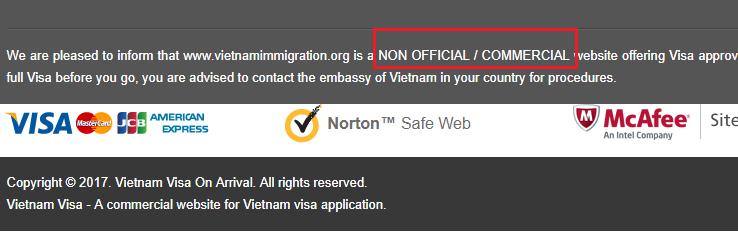 越南Visa中介網