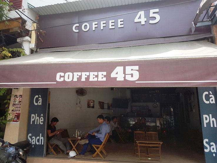 正宗越南咖啡店