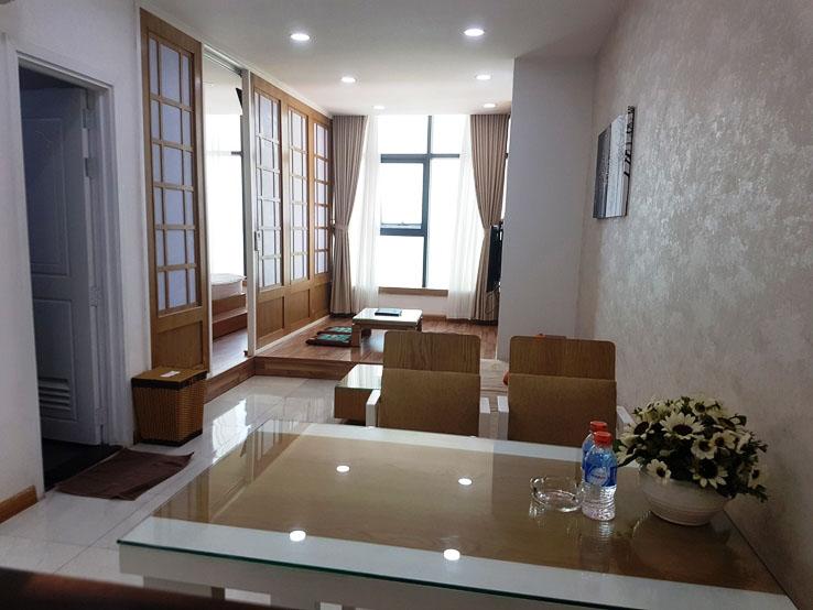 酒店公寓房間