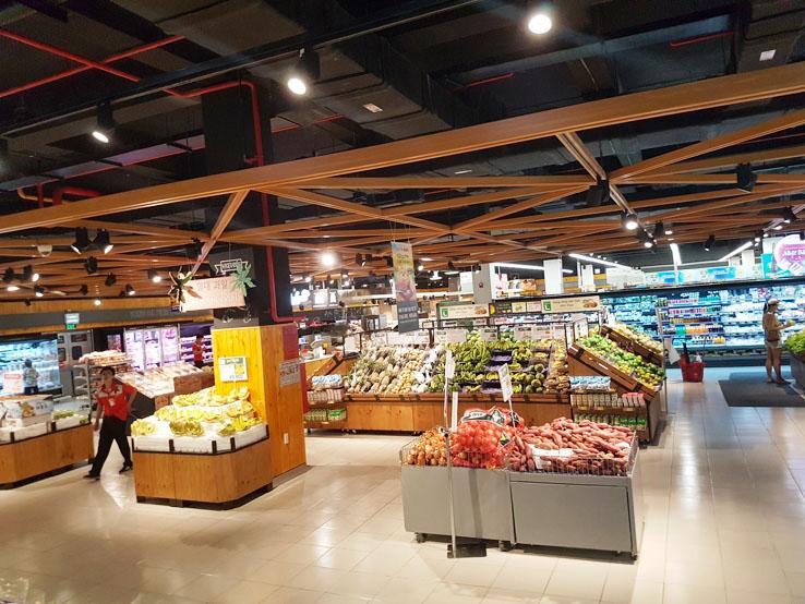 下層才是超市