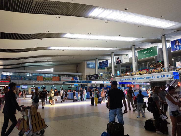很小的機場