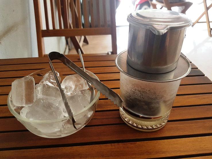 越南滴漏咖啡