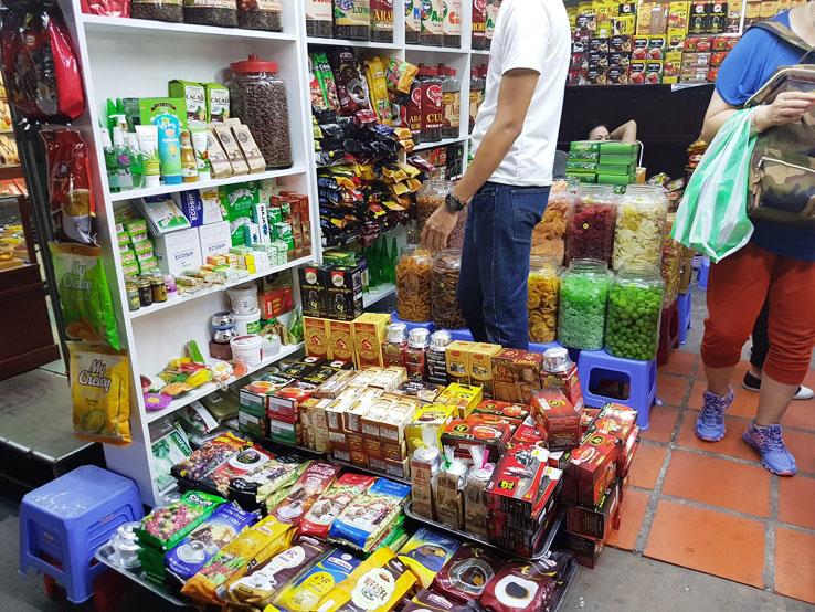 中國人買咖啡乾果