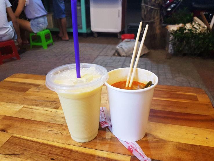 芒果smoothie