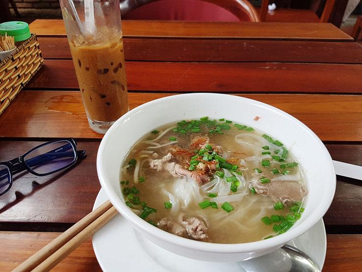 不太好吃的越南粉