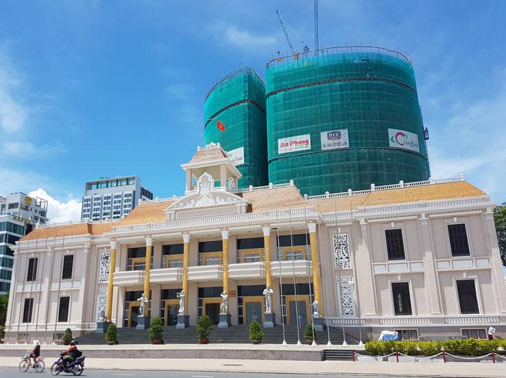 芽莊市政廳