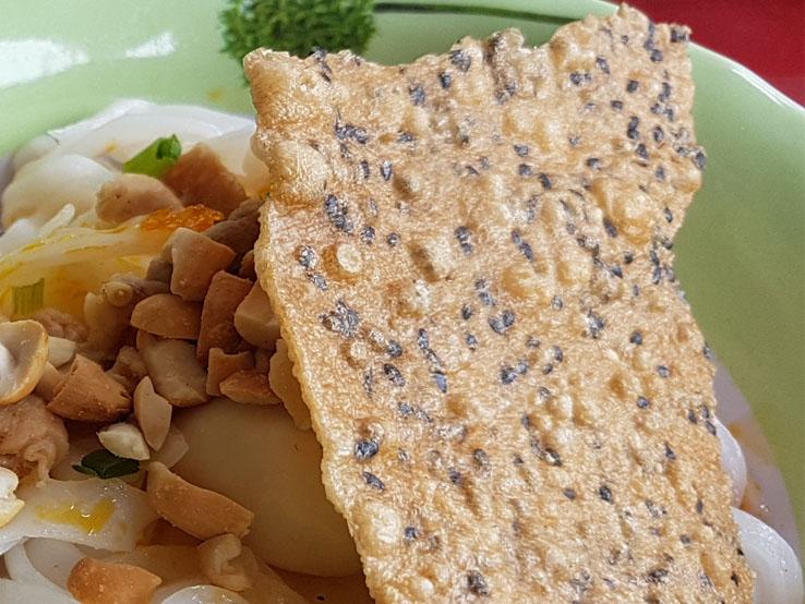廣南麵上的脆餅
