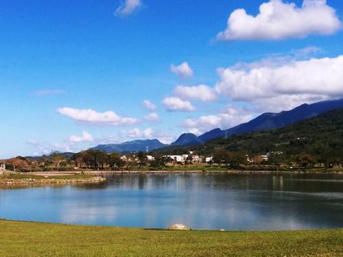 池上景點-大波池