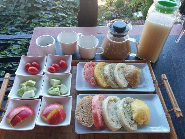 池上民宿早餐