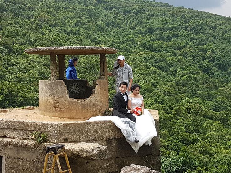 拍婚妙照的好地方