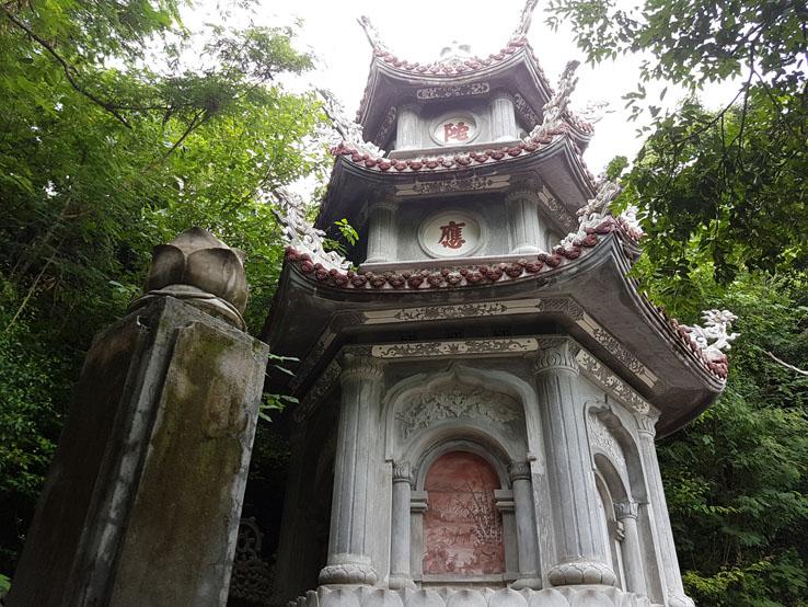 中國古代風的寶塔