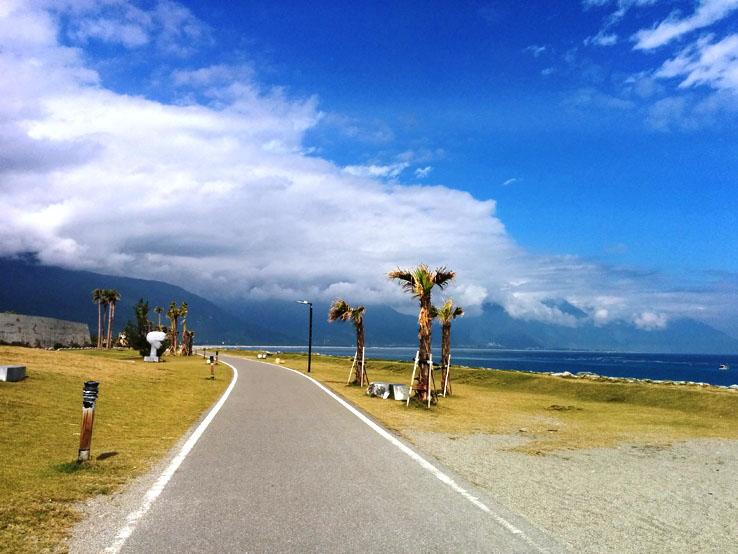 七星潭自行車道