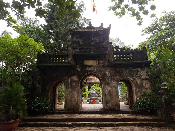 古色古香的寺廟