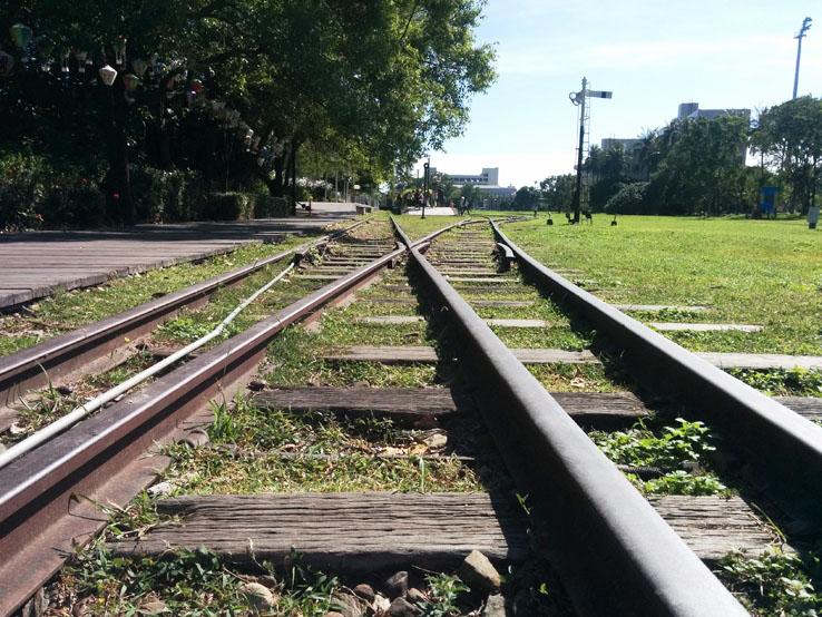 6公里的舊鐵道
