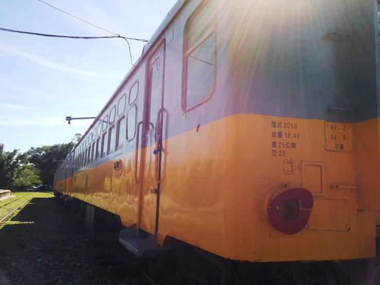台東舊火車