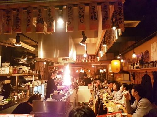 大阪美食-日式小酒館
