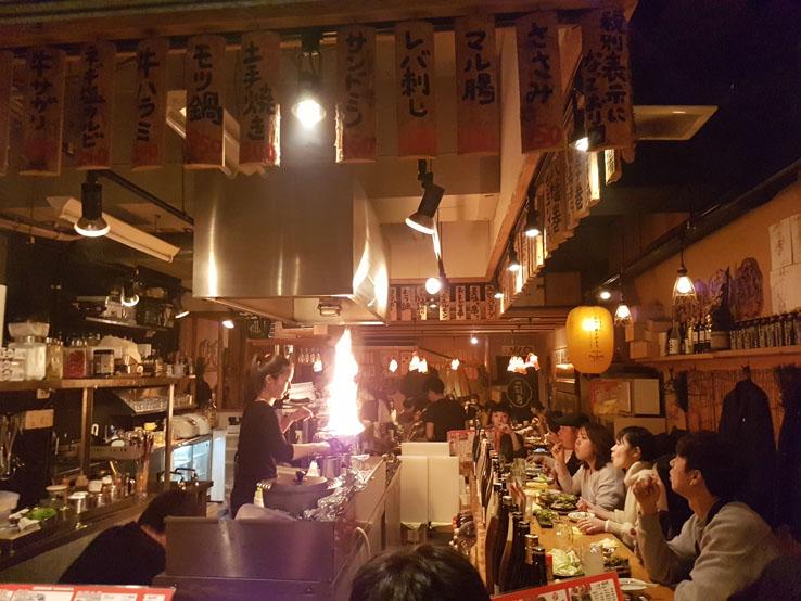 日式小酒館