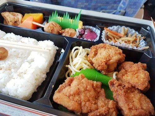京都駅買鐵路便當