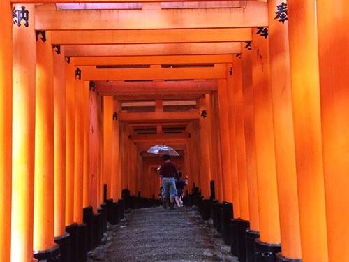 伏見稻荷大社 - 京都景點