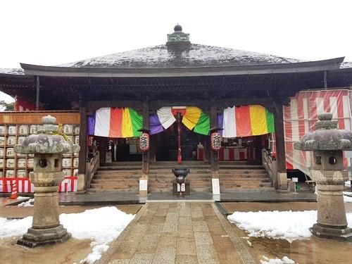 天橋立-智恩寺
