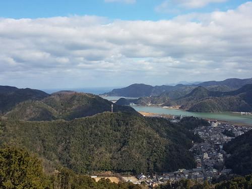 溫泉寺山頂