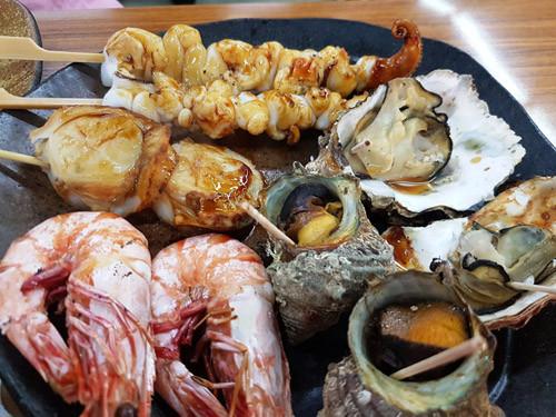舞鶴海鮮市場