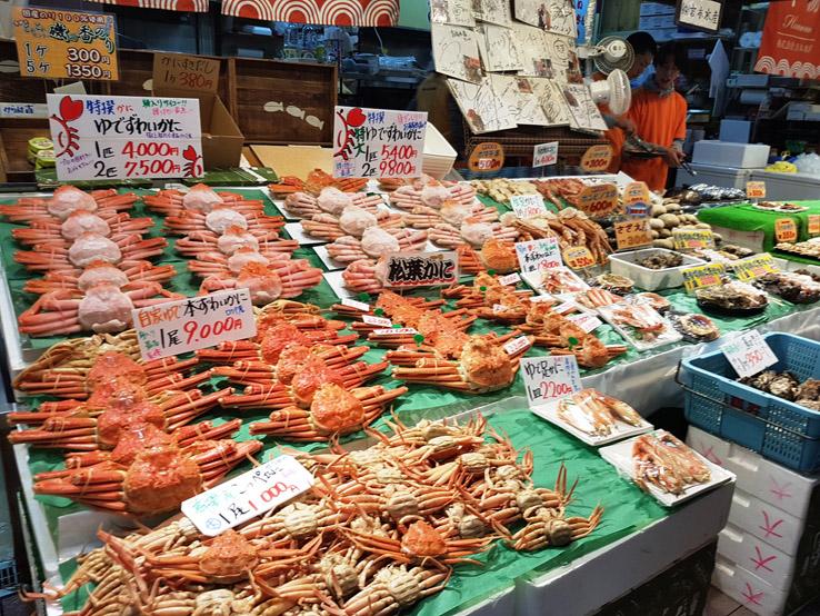 松葉蟹 2