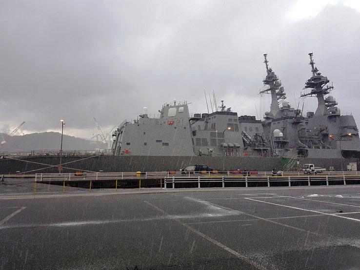 偷拍日本海軍