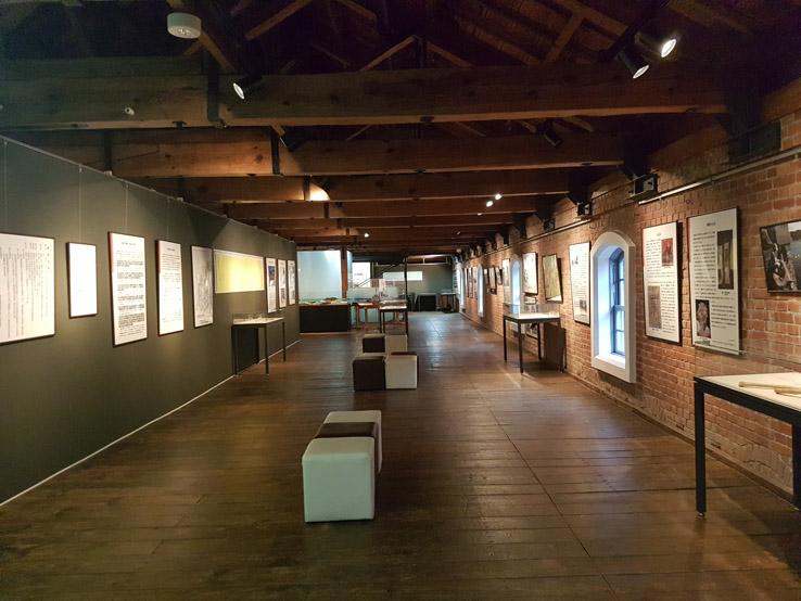 舞鶴市歷史展覽