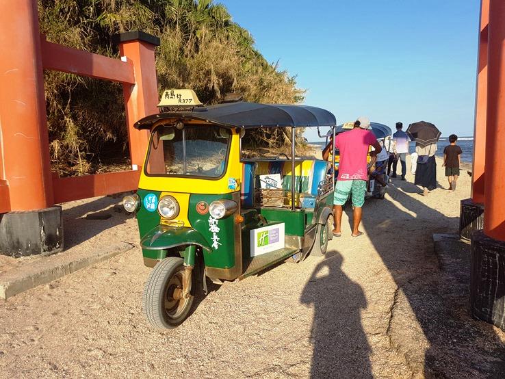 為什麼會有tuktuk
