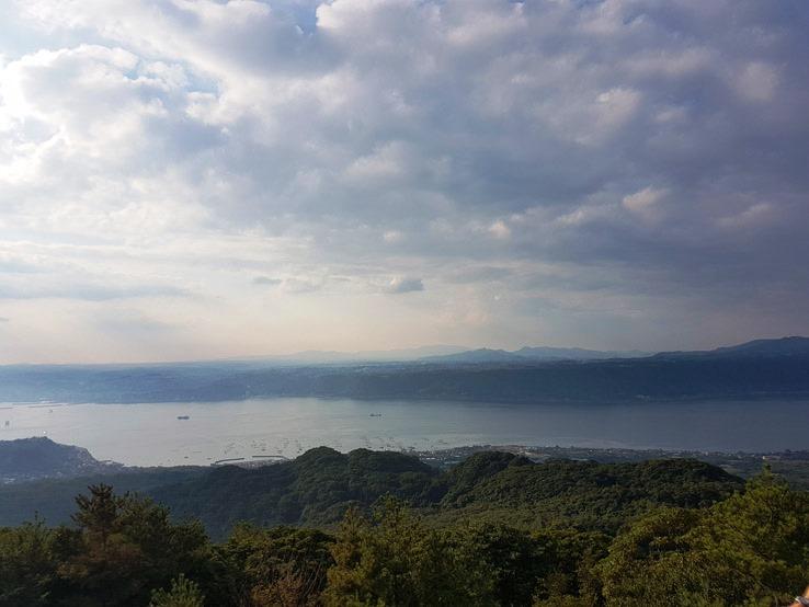 高處看風景